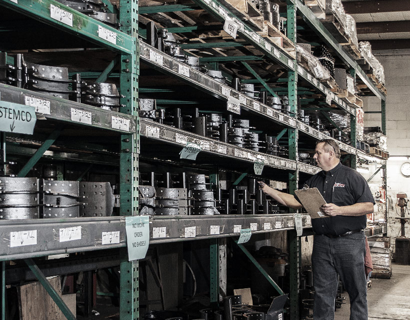 Discover One of the Largest Inventory of Truck Parts in East Texas